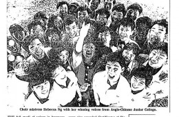 1989 News SYF Winners