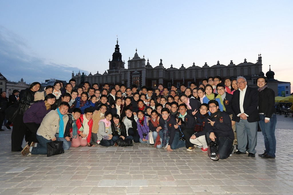 2012 Choir Tour (2)