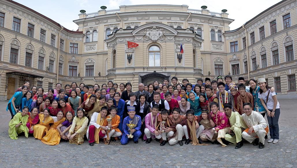 Choir tour 2010