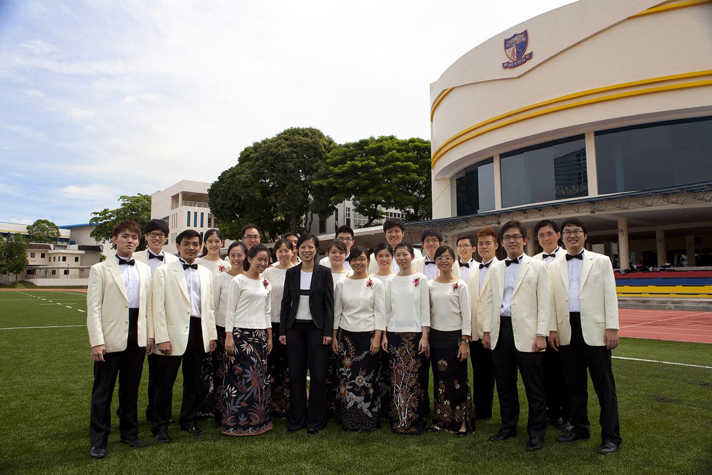 Alumni AEWF 2012