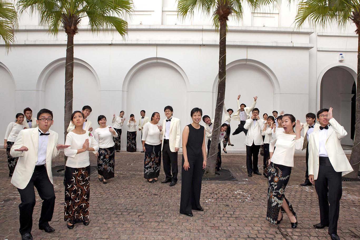 Alumni Choir 2010