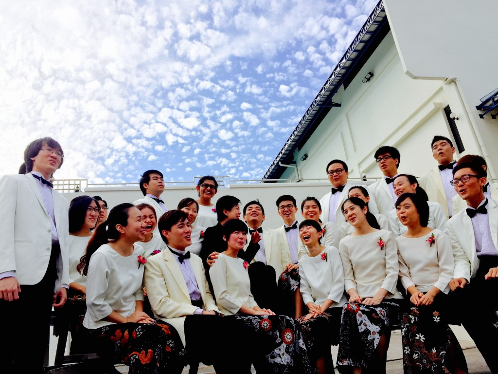 ACJC Alumni Choir 2015